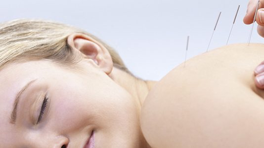 Acupuncture – Physical treatment for pains